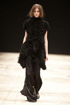 Ivan Grundahl høst 17 Aw17, Goth, Inspiration, Black, Alternative, Design, Women, Fashion, Alternative Fashion