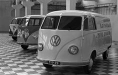 1949 VW Bus Type 29 prototype #vw_vintage_morat