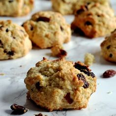 Rock Buns - Baking with Granny Baking Recipes, Cake Recipes, Bread Recipes, Gf Recipes, Baking Ideas, Sweet Recipes, Dinner Recipes, Date And Walnut Loaf, Walnut Cake