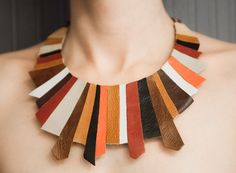 leather necklace #sashaccessories Leather Necklace, Handmade Accessories, Sash, I Shop, Fashion Ideas, Chokers, Necklaces, Blog, Shopping