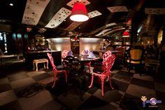 Alice in Wonderland, le café à thème à Tokyo – Ginza : j'ai adoré | Un Gaijin au Japon