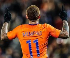 Memphis Depay, Manchester United, Football, Soccer Players, Champions League, The Unit, Sports, Linkin Park, Brother