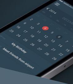 Mobile App Design Inspiration – isocial