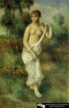 Bather Pierre Auguste Renoir
