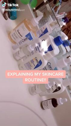Beauty Tips For Glowing Skin, Clear Skin Tips, Beauty Skin, Beauty Care, Beauty Hacks, Skin Care Routine Steps, Skin Care Tips, Clear Skin Routine, Maquillage On Fleek