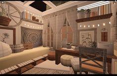 Home Design Floor Plans, Home Building Design, Building A House, Simple Bedroom Design, Unique House Design, Tiny House Layout, House Layouts, Bedroom House Plans, House Rooms