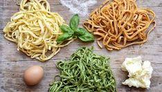 Těstoviny bez mouky (grusetky) » nejen Paleo snadno