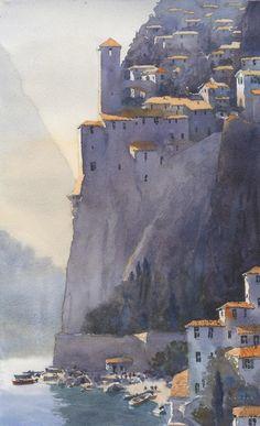 Michael Reardon Watercolors