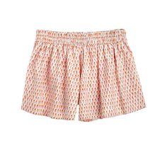 CALYPSO St. Barth Amarilli Adaza Cotton Short $125