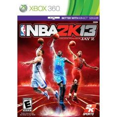 NBA 2K13  Xbox 360 -- To view further for this item, visit the image link.(It is Amazon affiliate link) #followers