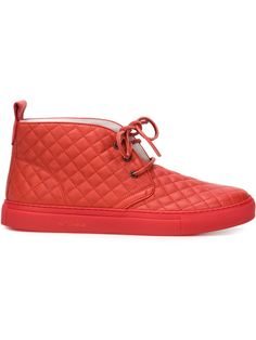 Del Toro Shoes Quilted Hi-top Sneakers - The Webster - Farfetch.com