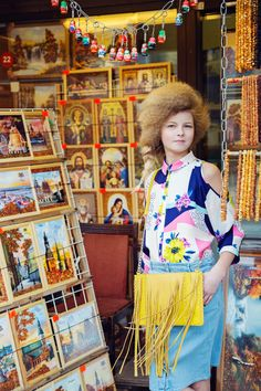River Island´s SS2016 styles for kids / photoshoot at Riga's Central Market / AD and style Kirsi Altjoe www.sandinyourshortskidsblog.com