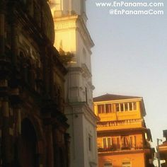 #EnPanama ● Casco Viejo ▶ #PANAMA #old #antiguo #edificios #buildings #colors #colores #sunset #atardecer #friends #amigos #MeEncanta #LoveIt ● I love this place ♥ Adoro este lugar ◆ www.EnPanama.com