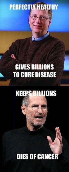 Difference in Steve jobs and Bill Gates