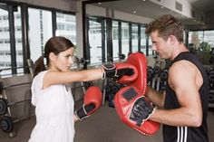 ¿Cuántas calorías se queman con el  Boxercise? | LIVESTRONG.COM en Español