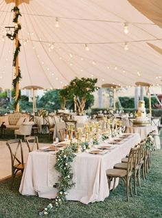 this is our idea of an at home wedding wedding decor wedding tent wedding wedding decorations Perfect Wedding, Dream Wedding, Chic Wedding, Fall Wedding, Elegant Wedding, Wedding Details, Wedding Rustic, Wedding Dinner, Wedding Reception At Home