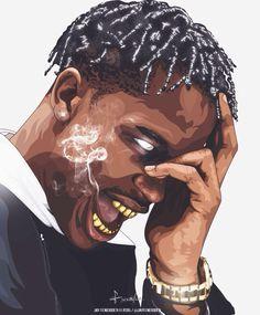"Stream Travis Scott x Wondagurl x Drake Type Beat 2017 ""Thrownaway"" (Prod. by Ghxst) by beatsbyGhxst from desktop or your mobile device Travis Scott Art, Travis Scott Wallpapers, Handy Wallpaper, Trill Art, Art Beat, Dope Cartoons, Rapper Art, Hip Hop Art, Dope Art"