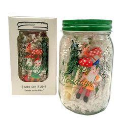 Happy Holiday Jar