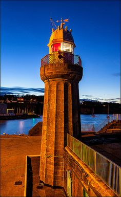 Dunmore East Lighthouse | Flickr - Photo Sharing!