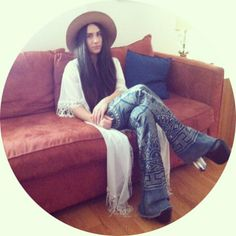 Discharge Bali Flare style pic on Free People