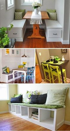 Small Space Living Ideas