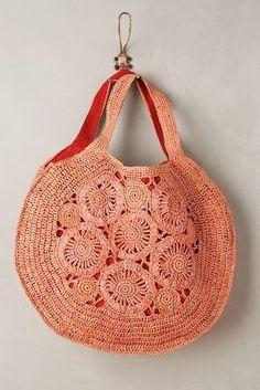 Flora Bella Swirled Bouquet Bag #AnthroFave
