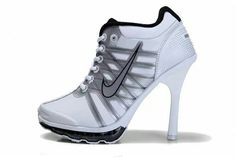 White Nikes sneakers.....love them!!