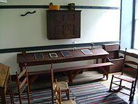 Shaker furniture - W