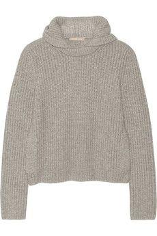 Michael Kors Hooded cashmere sweater | NET-A-PORTER