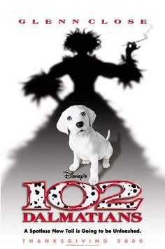 102 Dalmatians Movie Poster - Internet Movie Poster Awards Gallery