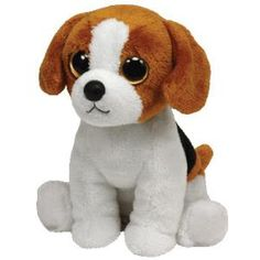 Stuffed Animal  Ty Beanie Baby Banjo Plush Beagle     Learn more by  visiting the image link. Karen Wall Frederickson · Big eyed Beanies c9672cfe7c13