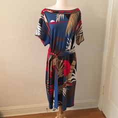Vintage Leonard Paris Dress