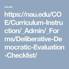 The Program Evaluation Standards  Program Evaluation