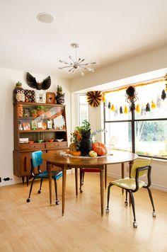 Jennifer's Spooky, Kooky Halloween Ready Home