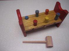 pounding bench--
