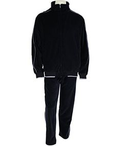 (My review of Mens Velour Tracksuit) -  We make comfortable velour tracksuits for men. We use fine cotton and blend it with polyester for a soft comfortable sweatsuit. You can exercise in one of jogging suits but they are best for lounging and hitting the town. The others are fine choices, nike, puma, adidas, fila and sean john but we...