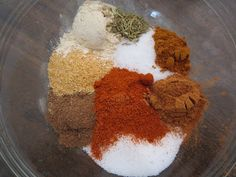 Jamaican Jerk Seasoning Rub Mix 1 tablespoon sugar,1 teaspoon garlic powder,1 teaspoon onion powder,1 teaspoon allspice,1 teaspoon cinnamon 1 teaspoon paprika,1 teaspoon salt 1/4 teaspoon thyme,1/4 teaspoon cayenne.You can either use this mix as a dry rub or mix it with the oil and lemon and spread it on. I prefer a wet rub as I find it makes for moister food. This rub goes very well on salmon, but I used sole as it's what we have and costs a lot less.