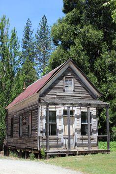 California -- Nevada County -- Malakoff Diggins State Historic Park