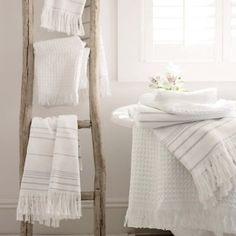 Ladder for blankets, love