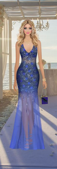 Fashion Dress Up Games, Covet Fashion Games, Fashion Art, Fashion Dresses, Fashion Looks, Award Show Dresses, Chica Cool, Fashion Design Sketches, Couture Dresses
