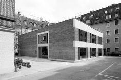 Boltshauser Architekten - Umbau Atelierhaus Dubsstrasse