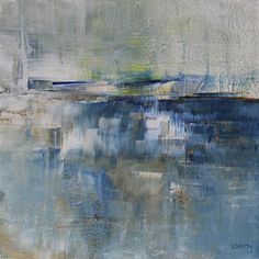 umj.art - Ulla Maria Johanson: 2017-11-26 #1112Middle GroundAcrylic on board, 1...