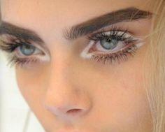 Hot or not: Witte eyeliner