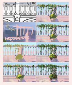 slow D ( Digital Painting Tutorials, Digital Art Tutorial, Art Tutorials, Shading Drawing, Drawing Tips, Drawing Hair Tutorial, Vfx Tutorial, Book Maker, Color Schemes Colour Palettes