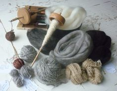 To Spin With A Spindle - Tom of Holland