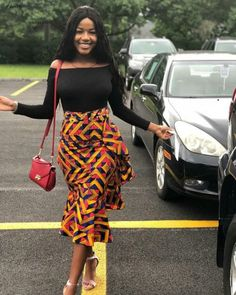 18 Stunning Ankara Styles For Women Appealing Women 2020 African Wear Dresses, Latest African Fashion Dresses, African Print Fashion, Africa Fashion, African Attire, Ankara Fashion, African Men, African Prints, African Style