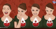 Human blood is grouped into 4 different blood types: A, B, AB, and O. Our blood type group is determined from birth. Experts explain that each blood group has different characteristics. Health Facts, Health And Nutrition, Health And Wellness, Health Fitness, Proper Nutrition, Different Blood Types, Infection Des Sinus, Water Retention Remedies, Blood Groups