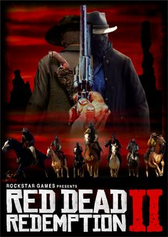 Rockstar moves the launch of RED DEAD REDEMPTION 2  to OCTOBER 26TH 2018. Let`s hope this Date holds up ! All Video Games, Video Game Characters, Wild West Games, Red Dead Redemption 1, Gamer 4 Life, Red Dead Online, Read Dead, Rdr 2, Rockstar Games