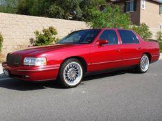 1997 Cadillac DeVille Concours 1/2