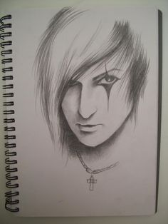 awesome Jinxx drawing!!<3